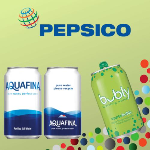 Parte dagli States la rivoluzione del packaging delle acque PepsiCo