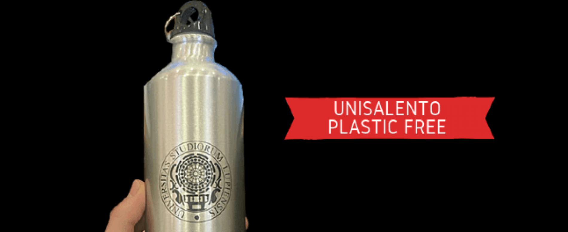 Al via il progetto Plastic Free dell'Università del Salento
