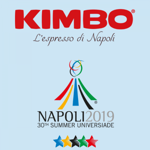 Kimbo a fianco di Napoli 2019 – Summer Universiade