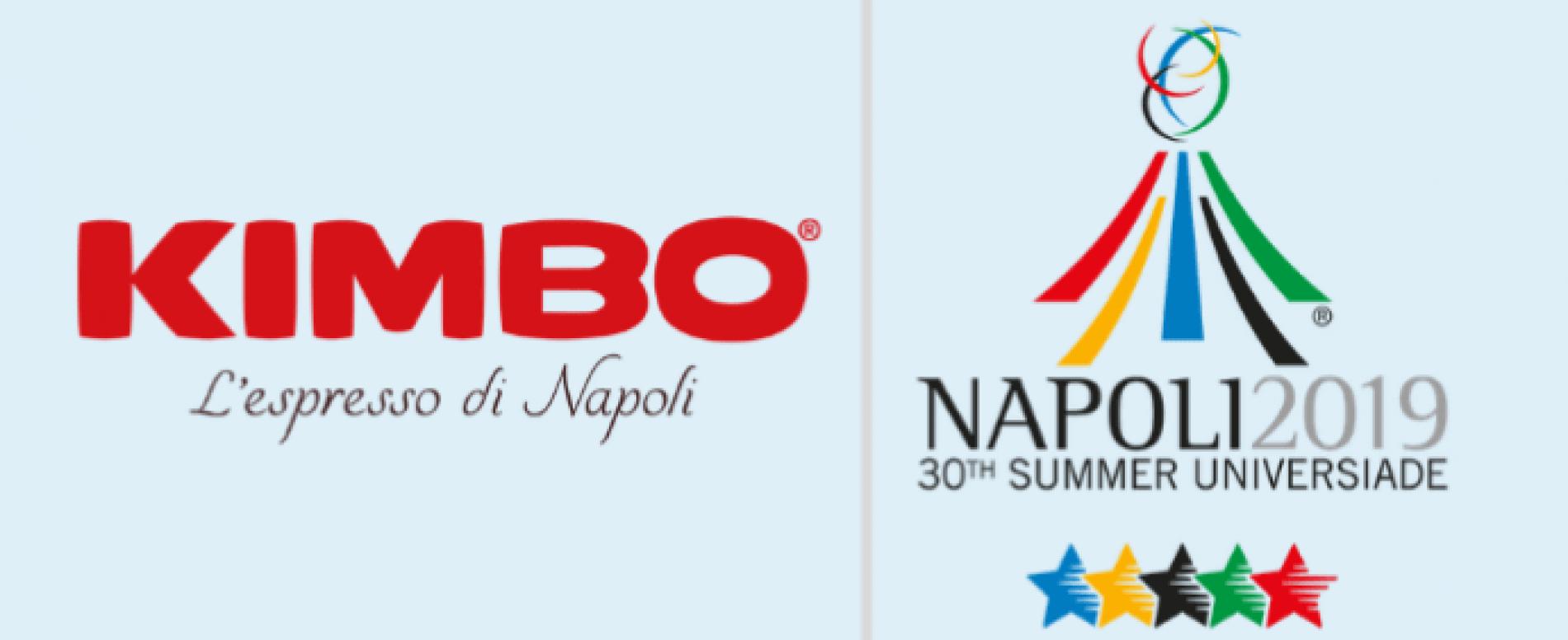 Kimbo a fianco di Napoli 2019 – Summer Universiade