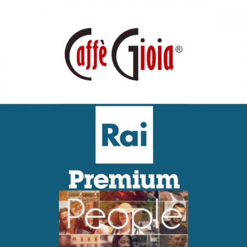 Caffè Gioia torna stasera nella trasmissione People di RAI Premium