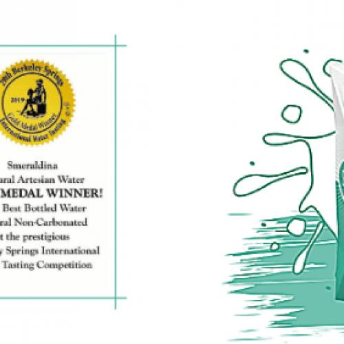 Acqua Smeraldina. L'unica acqua italiana in Tetra Pack