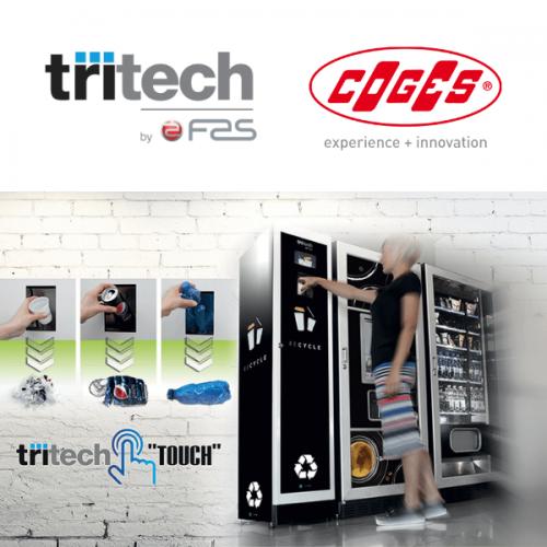 Con Coges e Tritech by FAS il vuoto a rendere anche nel Vending