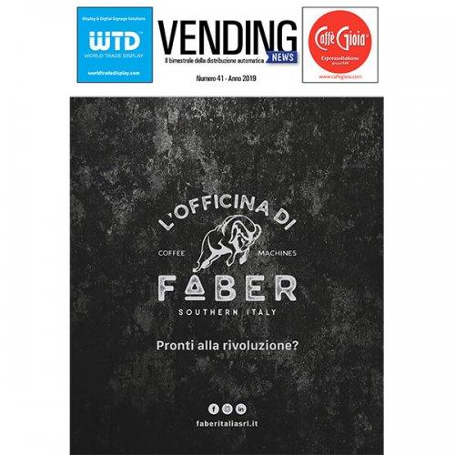 Rivista Vending News – Leggi il numero 41