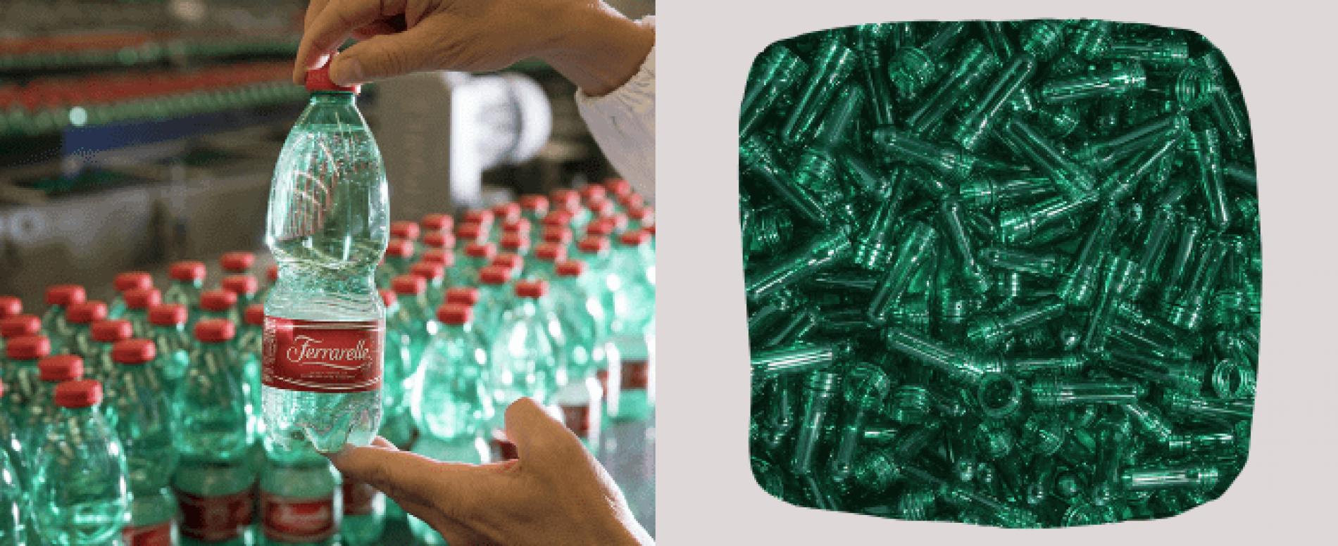 Il Gruppo Ferrarelle presenta i risultati del progetto bottle-to-bottle
