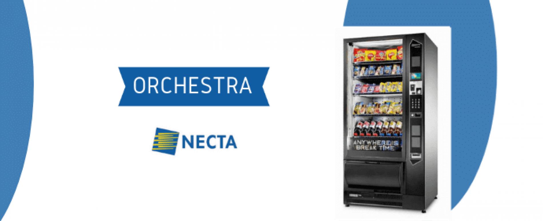 EVOCA Group presenta Orchestra, la nuova serie Impulse del marchio Necta
