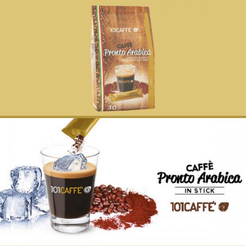 Caffè Pronto Arabica di 101CAFFE' quando la macchinetta non c'è