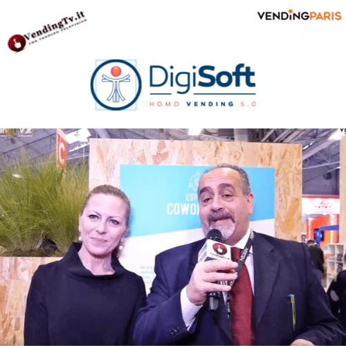 Vending Paris. Intervista con Cecilia D'Aguanno di Digisoft