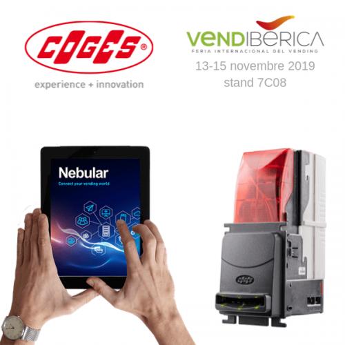 La Absolute Vending Experience di Coges a Vendibérica 2019