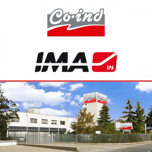 In partnership con IMA, Co.ind inserisce 3 nuovi impianti per le capsule