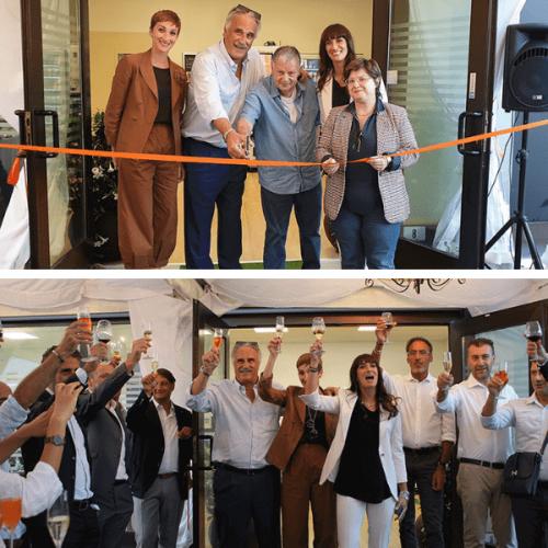 Liomatic inaugura ad Arezzo la filiale toscana: l'ottava del Gruppo