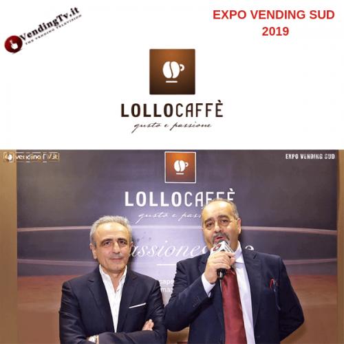 Expo Vending Sud 2019. Intervista con Ciro Lollo, CEO della DICAL srl