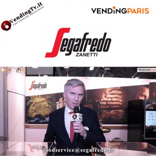 Vending Paris 2019. Intervista allo stand Segafredo Zanetti