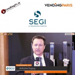 Vending Paris 2019. Intervista con Antoine Dupuy di SEGI France