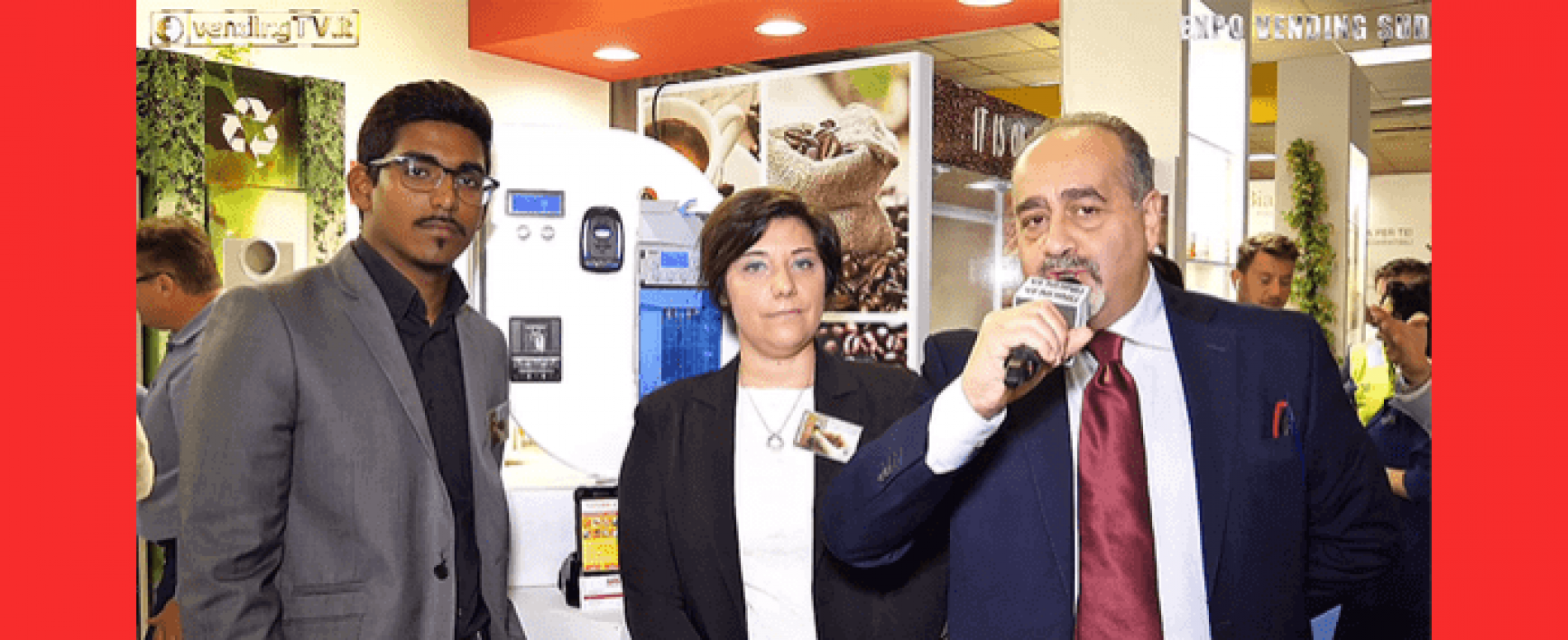 Expo Vending Sud 2019 – Intervista con A.M. Coco, CEO di SISOFT