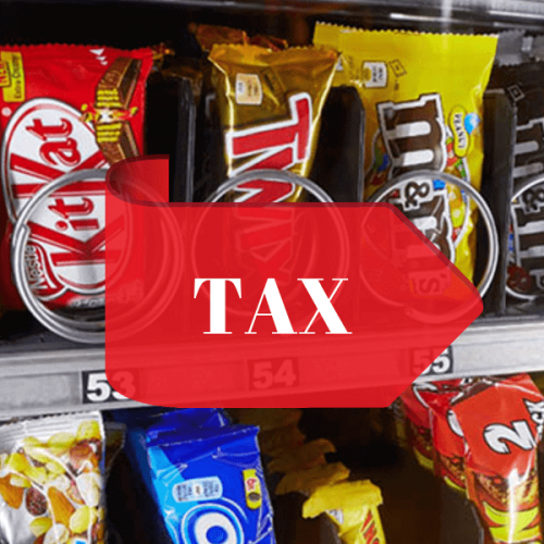 La gran bagarre della tassa sulle merendine