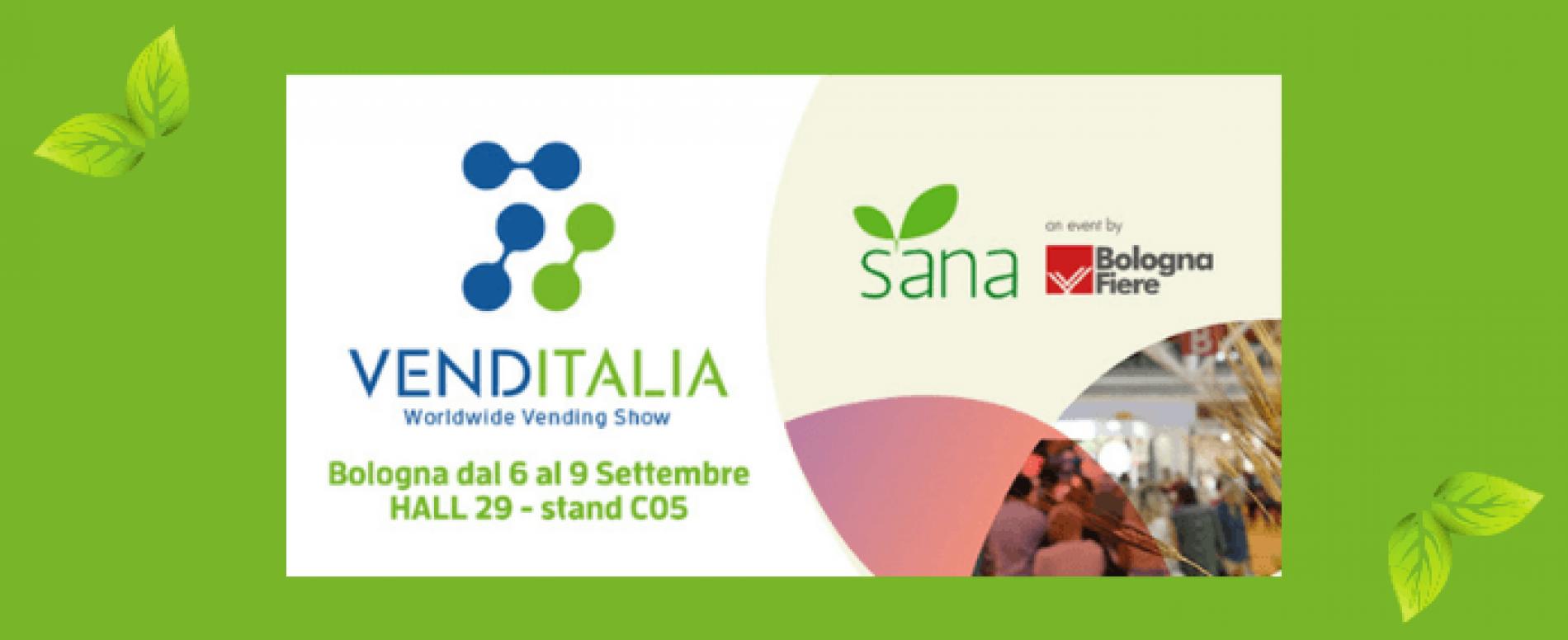 Venditalia si presenta alla 31° edizione del SANA di Bologna