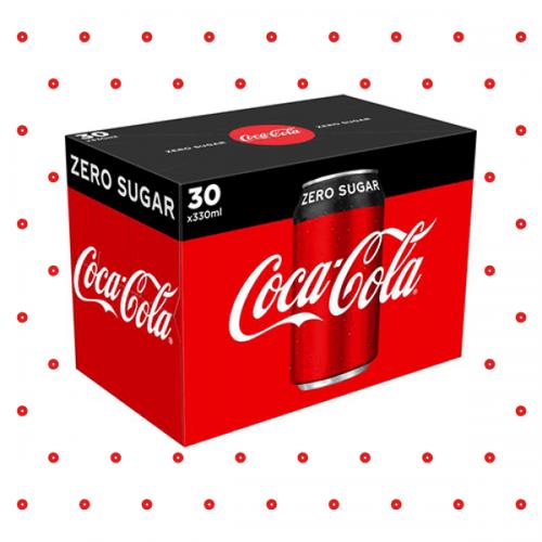 Coca-Cola pronta a sostituire la plastica degli imballaggi multiprodotto