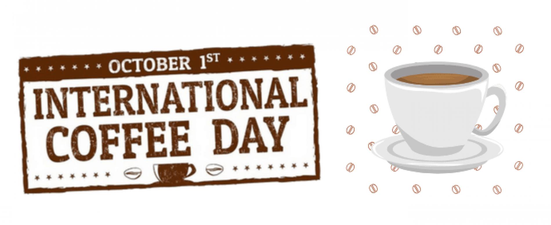 Si celebra oggi la Giornata Mondiale del Caffè
