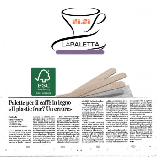Evelina Milani della Ni.Si. ribadisce la sua rabbia per la Direttiva UE sulla plastica