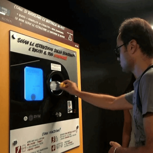 Sulla riduzione della plastica Roma fa sul serio