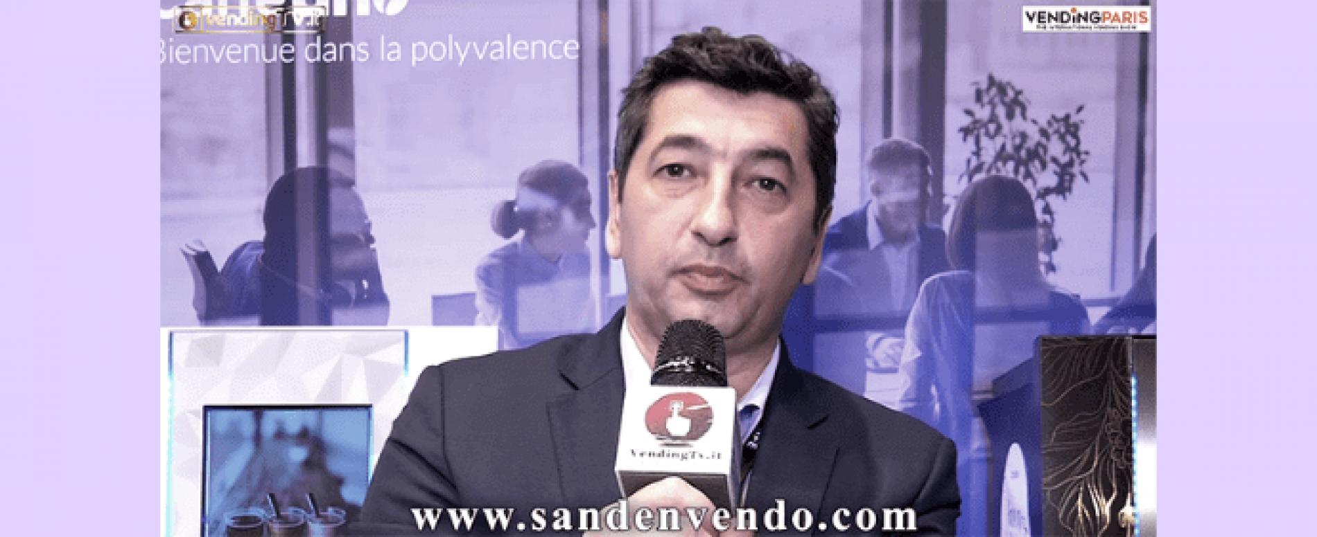 Vending Paris 2019. Intervista allo stand SandenVendo