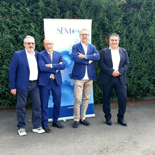 Gruppo SEM  rinnova le Cariche Sociali e punta all'eccellenza