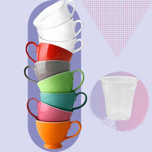 Secondo la scienza, il bicchiere vending è il peggior contenitore per il caffè