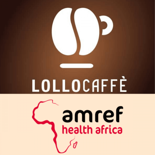 Insieme per fare del bere: Lollo Caffè con Amref Health Africa