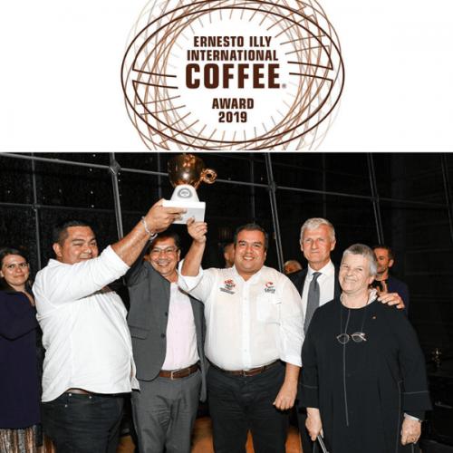 "I colombiani ""Ex Combattenti Spirit of Peace"" vincono l'Ernesto Illy International Coffee Award"