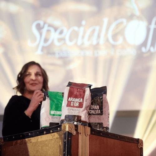 SpecialCoffee: 20 anni di passione per il caffè festeggiati in azienda