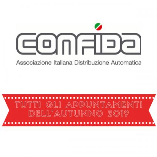 CONFIDA. Un intenso piano formativo per l'autunno 2019