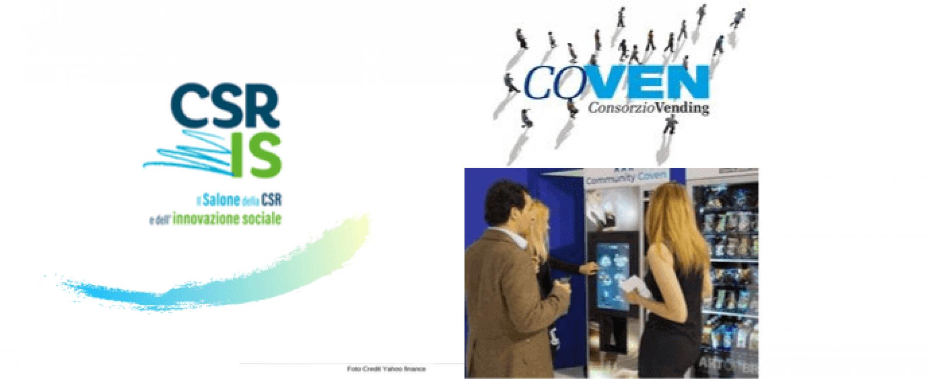 Mario Toniutti – Gruppo Illiria e Consorzio COVEN – al Salone del CSR