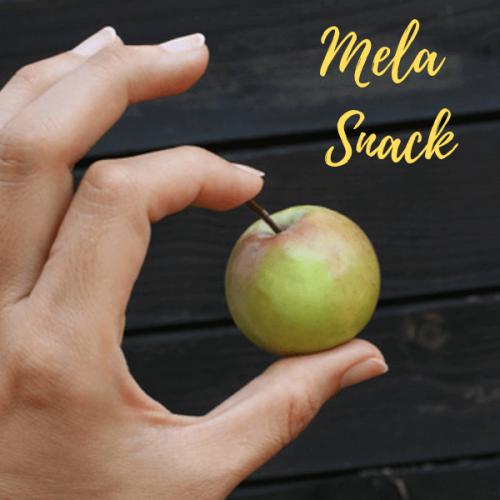 Il progetto di una mela snack per il Fuoricasa e il Vending