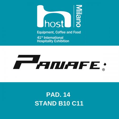 A HOST 2019 Panafè lancia la sua Linea Made in Italy