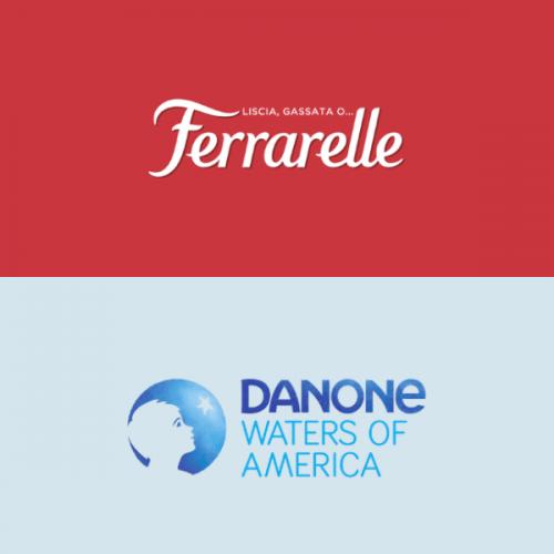 Ferrarelle si accorda con Danone Waters of America per distribuire negli USA