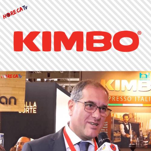 HorecaTv.it. Intervista a Host 2019 con Giovanni Romano di Kimbo SpA