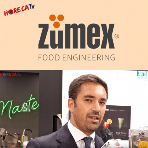 HorecaTv.it. Intervista a Host 2019 con Christian Papararo di Zumex