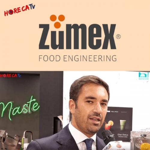 HorecaTv.it. Intervista a Host 2019 con Christian Papararo di Zumex