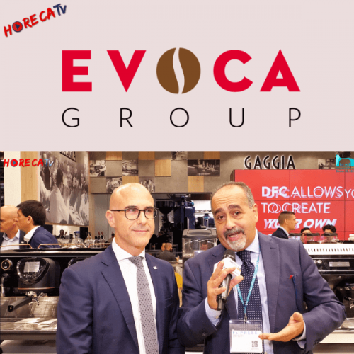 HorecaTv.it. Intervista a Host 2019 con Luca Alemanni di Evoca Group SpA