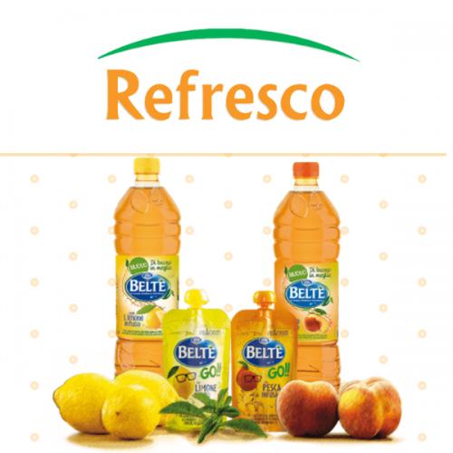 Dal primo dicembre Beltè diventa un marchio di Refresco Italia
