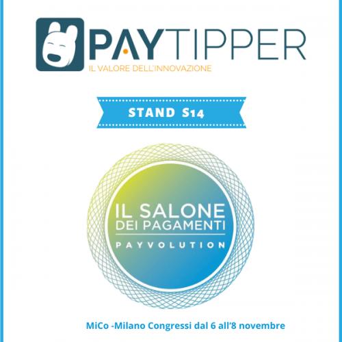 PayTipper è partner del Salone dei Pagamenti 2019