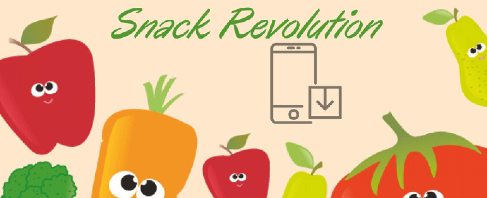 Snack Revolution. La merenda diventa smart ed elimina i d.a.