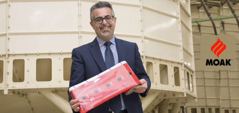 Francesco Minerba è il nuovo Program Leader del gruppo Moak che punta a un'offerta 100% green