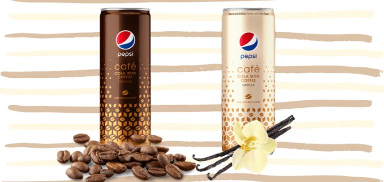 PepsiCo pronta al lancio negli USA della sua Pepsi Cafè