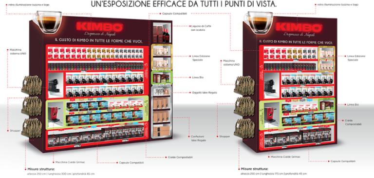"""KIMBO lancia il progetto """"Coffee Shop"""" dedicato ai negozi specializzati"""
