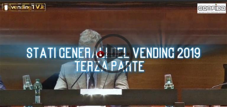 VENDING TV. Stati Generali del Vending 2019 – Terza parte