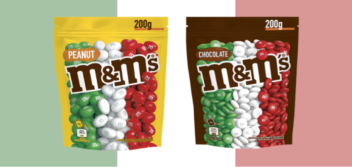 M&M's® tricolore